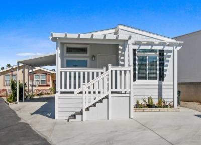 Mobile Home at 1540 E. Trenton Ave. Ca # 128 Orange, CA 92867