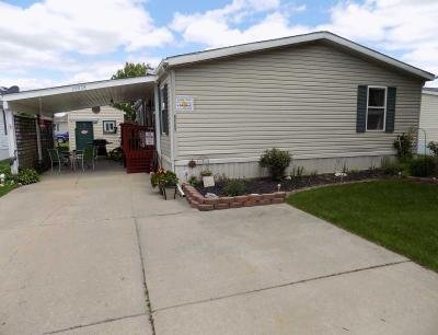 Mobile Home at 25038 Frontier Circle Flat Rock, MI 48134