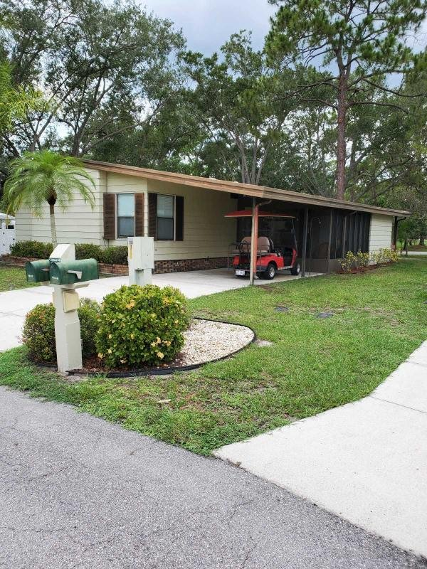 1983 Twin Mobile Home For Rent