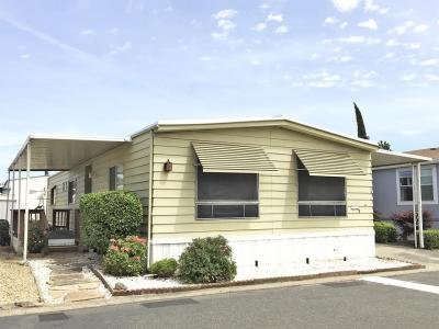 Mobile Home at 6238 Gettysburg Ln., Site #19 Citrus Heights, CA 95621