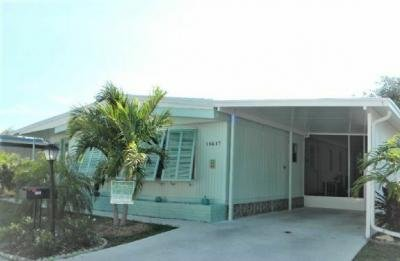 Mobile Home at 16617 Lantana Drive Fort Myers, FL 33908