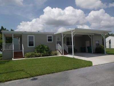 Mobile Home at 6 Steamboat Drive Micco, FL 32976