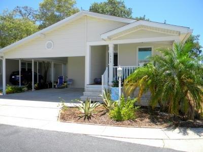 Mobile Home at 1933 Nathan Lane Tarpon Springs, FL 34689