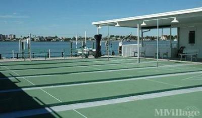 Waterfront Shuffle Board