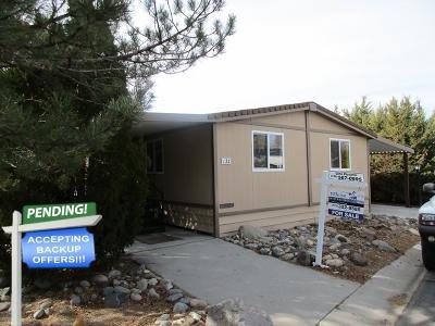Mobile Home at 4465 Boca Way #135 Reno, NV 89502