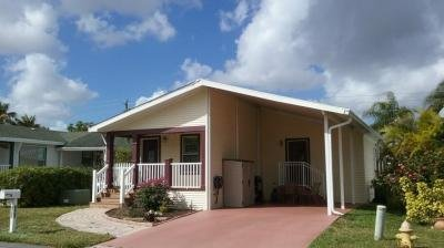 Mobile Home at 6307 Brandywine Drive North Margate, FL 33063