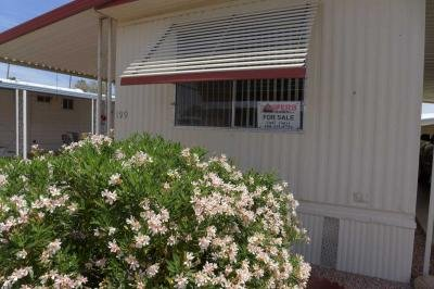 Mobile Home at 305 South Val Vista Dr. #199 Mesa, AZ 85204