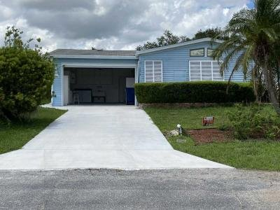 Mobile Home at 325 Bougainvillea Circle Parrish, FL 34219