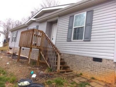 Mobile Home at 181 LONG HOLLOW RD Rogersville, TN 37857