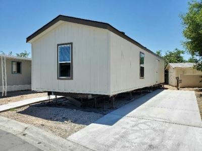 Mobile Home at 1624 Palm Street, #122 Las Vegas, NV 89104