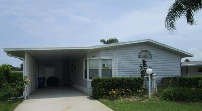 Mobile Home at 1007 West Lakeview Drive Sebastian, FL 32958
