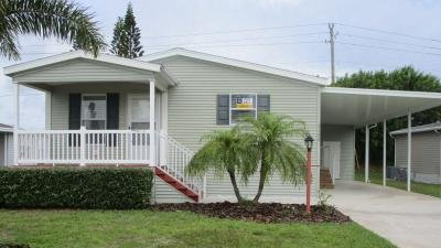 Mobile Home at 3102 North Derry Drive Sebastian, FL 32958