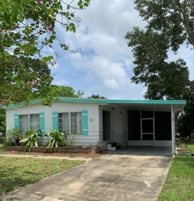 Mobile Home at 31 Las Palmas Drive Edgewater, FL 32132