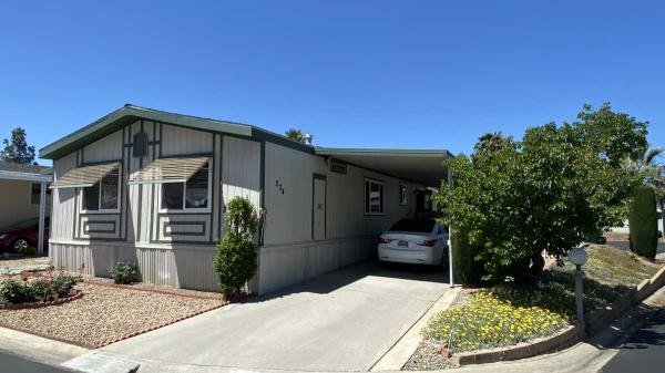 1985 Goldenwest Mobile Home For Rent