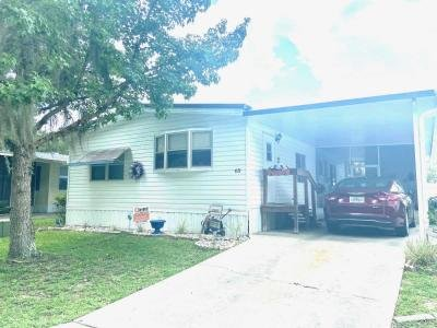 Mobile Home at 9705 Hickory Hollow Rd #65 Leesburg, FL 34788