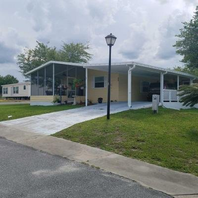 Mobile Home at 9701 E Hwy 25 Lot 226 Belleview, FL 34420