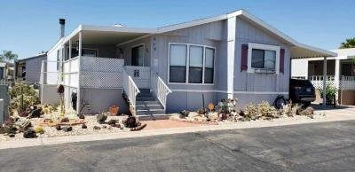 Mobile Home at 9161 Santa Fe Avenue E Space #27 Hesperia, CA 92345