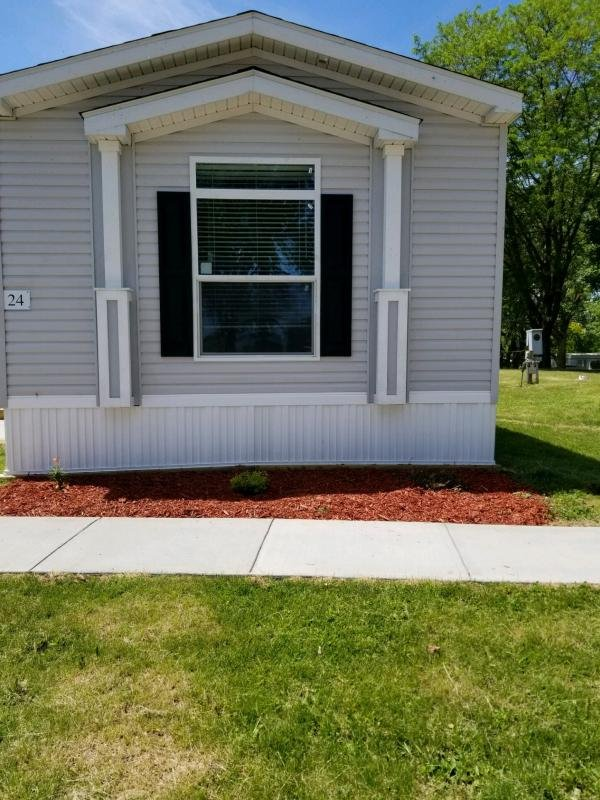 2018 HARMONY HOMES Mobile Home For Sale