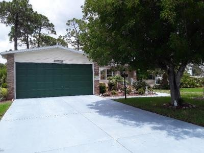 Mobile Home at 10928 Indigo Ct., #38I North Fort Myers, FL 33903