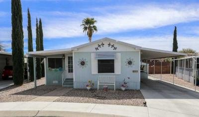 Mobile Home at 8401 S Kolb Rd #311 Tucson, AZ 85756