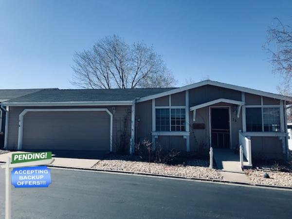 1994 Golden West Mobile Home For Rent