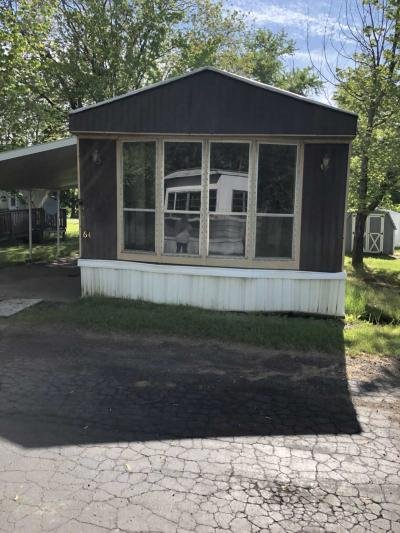 Mobile Home at 64 Andrus Circle Silver Creek, NY 14136