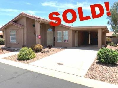 Mobile Home at 7373 E. Us Hwy 60 #142 Gold Canyon, AZ 85118