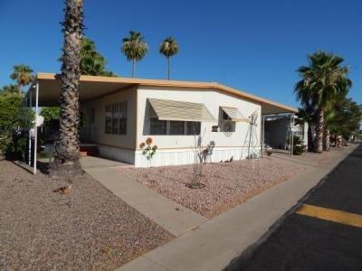 Mobile Home at 305 S Val Vista Dr. #98 Mesa, AZ 85204