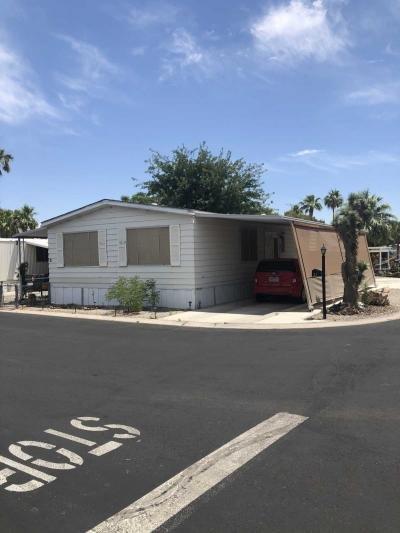 Mobile Home at 1601 So. Sandhill Rd. Unit 21 Las Vegas, NV 89104