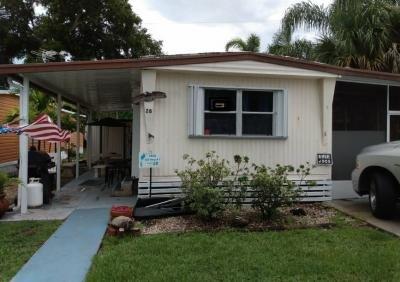 Mobile Home at 7945 North Us-1  Lot 28 Vero Beach, FL 32967