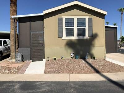 Mobile Home at 16225 N. Cave Creek Rd. - Lot 24 Phoenix, AZ 85032