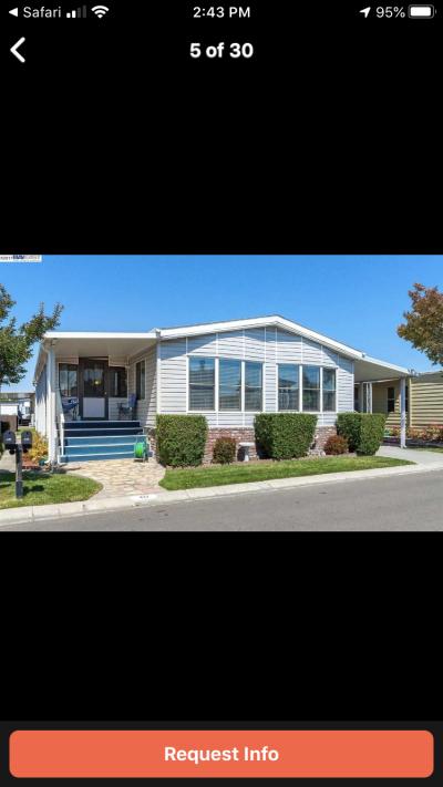 Mobile Home at 433 Santa Monica San Leandro, CA 94579