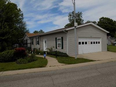 Mobile Home at 477 Spanish Oak Lane Whittaker, MI 48190