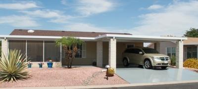 Mobile Home at 2550 S Ellsworth Rd, 326 Mesa, AZ 85209