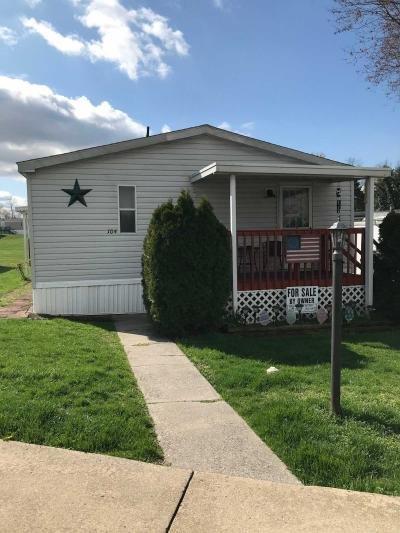 Mobile Home at 104 Cherry Lane Dillsburg, PA 17019
