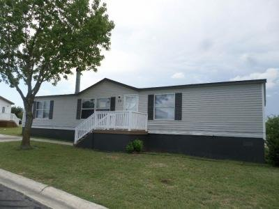 Mobile Home at 7460 Kitty Hawk Rd Site 050 Converse, TX 78109