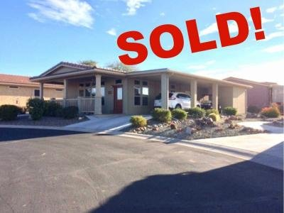 Mobile Home at 7373 E. Us Hwy 60 #280 Gold Canyon, AZ 85118