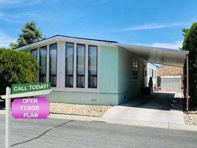 Mobile Home at 4465 Boca Way #54 Reno, NV 89502