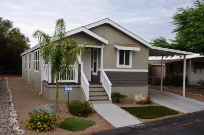 Mobile Home at 2121 S. Pantano Rd #81 Tucson, AZ 85710