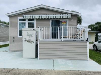 Mobile Home at 185 Tercero Lane Fort Myers Beach, FL 33931