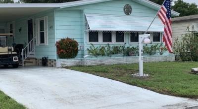 Mobile Home at 601 Seagrape Palmetto, FL 34221