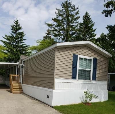 Mobile Home at 4496 Ashwood Dr W Lot Aw4496 Saginaw, MI 48603