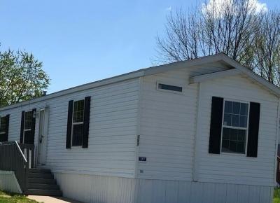 Mobile Home at 5112 N Fairmount Street #157 Davenport, IA 52806