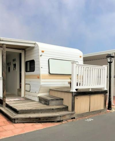 Mobile Home at 200 Dolliver St. Site #196 Pismo Beach, CA 93449