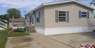 Mobile Home at 4115 Valley Oak Dr Michigan City, IN 46360