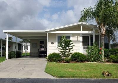 Mobile Home at 4115 Rockrose Lane Zephyrhills, FL 33541