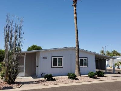 Mobile Home at 5402 E Mckellips Rd Mesa, AZ 85215