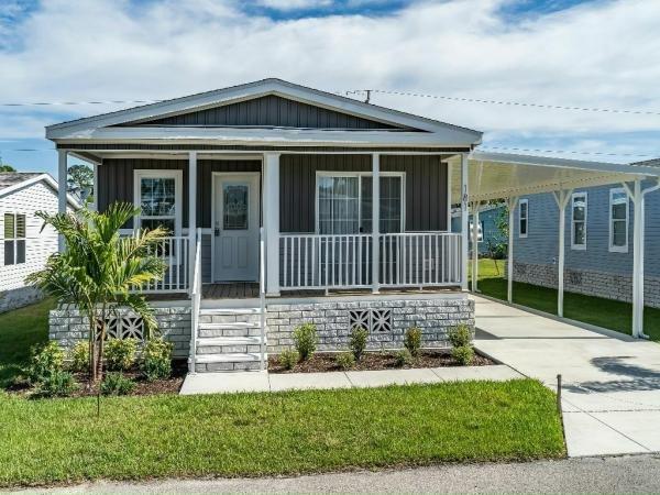 2020 Champion - Lake City Cedar Key II Mobile Home