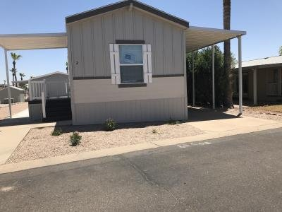 Mobile Home at 2000 S. Apache Rd., Lot #2 Buckeye, AZ 85326