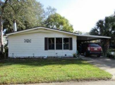 Mobile Home at 595 Orange Tree Dr. Orange City, FL 32763